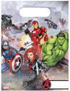6 Sacs de fête Avengers Mighty ™