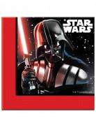 Vous aimerez aussi : 20 Serviettes en papier 33x33cm Star Wars Final Battle ™