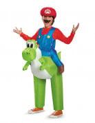 Vous aimerez aussi : Déguisement gonflable Mario sur Yoshi Nintendo® enfants