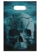 10 Sachets plastique Nuit d'horreur 16 x 23 cm