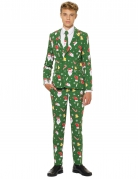 Costume Mr. Santaboss adolescent Opposuits™