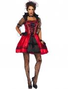Déguisement vampire gothique sexy femme Halloween