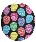 Vous aimerez aussi : Lanterne en papier Dia de los muertos 22 cm