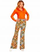 Vous aimerez aussi : Pantalon groovy bubbles années 70 femme