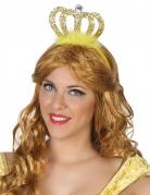 Vous aimerez aussi : Diadème princesse dorée adulte