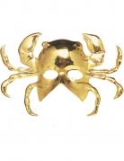 Masque doré crabe adulte
