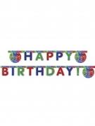 Vous aimerez aussi : Guirlande Happy Birthday Pyjamasques ™ 200 x 16 cm