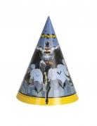 6 Chapeaux de fête Batman ™