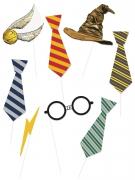 Kit photobooth 8 pièces Harry Potter™