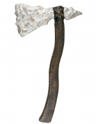 Hache pierre 45 cm