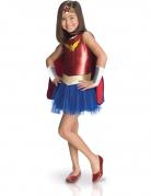 Déguisement luxe Wonder Woman Comic Book™ enfant