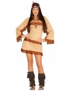 Déguisement indienne du grand canyon femme
