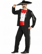 Déguisement gentleman mexicain homme