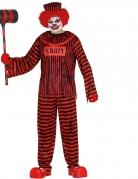 Vous aimerez aussi : Déguisement clown terrifiant adulte Halloween
