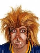 Perruque loup-garou adulte Halloween