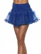 Vous aimerez aussi : Jupon bleu roi femme