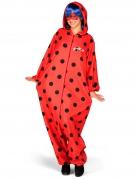 Combinaison avec perruque Ladybug™ adulte