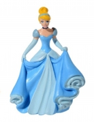 Figurine en plastique Princesses Disney ™ Cendrillon 8 cm