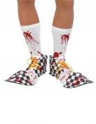 Vous aimerez aussi : Surchaussures clown tachés de sang adulte