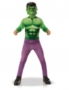Déguisement classique Hulk™ garçon