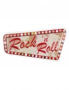 Décoration murale Rock'n roll 60 x 33 cm