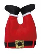 Chapeau pantalon du Père Noël adulte