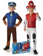 Coffret déguisement duo classique Chase et Marcus™ garçon