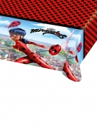 Nappe rouge et noire Ladybug™ à Paris 120 x 180 cm