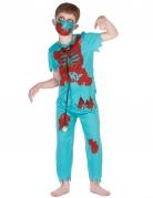 Déguisement docteur zombie garçon