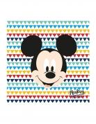 Vous aimerez aussi : 20 Serviettes en papier premium Mickey™ 33 x 33 cm