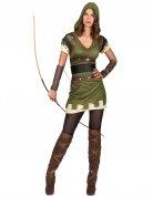 Vous aimerez aussi : Déguisement archer vert des bois femme