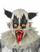Vous aimerez aussi : Masque latex clown noir et blanc adulte