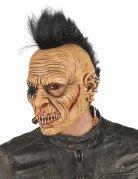 Vous aimerez aussi : Masque latex punk à crête adulte