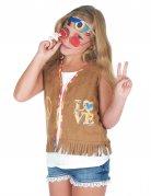 Déguisement gilet hippie enfant