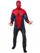 T-shirt et masque Spiderman Homecoming™ adulte