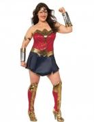 Déguisement deluxe Wonder Woman Justice League™ grande taille femme