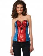 Corset en sequin Spidergirl™ femme