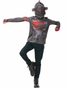 T-shirt et cagoule Black Knight Fortnite™ adolescent