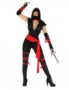 Vous aimerez aussi : Déguisement ninja sexy combinaison femme
