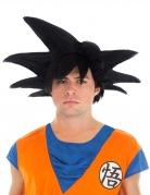 Perruque noire Goku Saiyan Dragon ball Z™ adulte