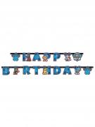 Guirlande Happy Birthday Pat'Patrouille™ 15 cm x 2 m