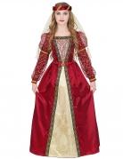 Déguisement princesse médiévale royale fille