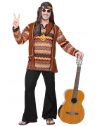 Déguisement hippie nature homme