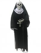 Décoration à suspendre nonne 86 cm