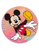 Disque en azyme Mickey™ danseur 20 cm