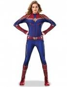 Déguisement luxe Captain Marvel™ femme