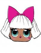 Masque en carton Diva LOL Surprise™