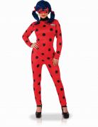 Déguisement classique Ladybug™ femme