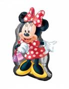 Ballon aluminium Minnie™ 48 x 81 cm
