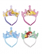 4 Tiares en carton Princesses Disney Dreaming ™